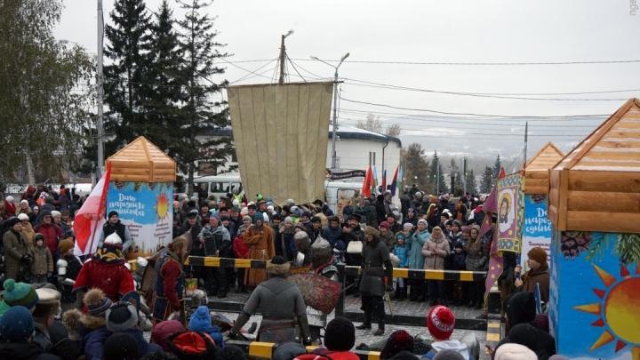 «Дегустация еды и бои с казаками»: чегождать от праздника 4 ноября в Красноярске