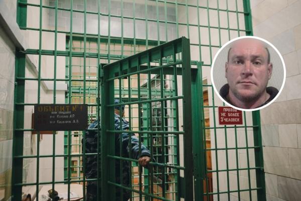 Теперь Денис Кошкин, который участвовал в заказном убийстве, проведет ближайшие 11 лет за решеткой