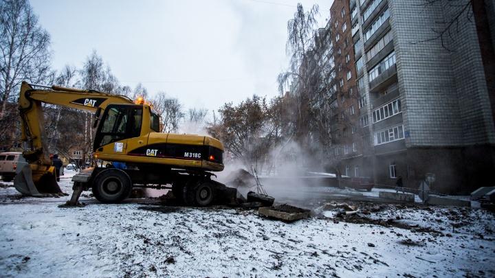 Придётся потерпеть: коммунальщики рассказали, когда откроют движение по Пархоменко