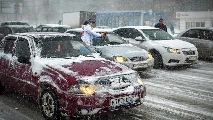Сплошная «нечисть»: простая инструкция, как наказать челябинских дорожников за снег и гололёд