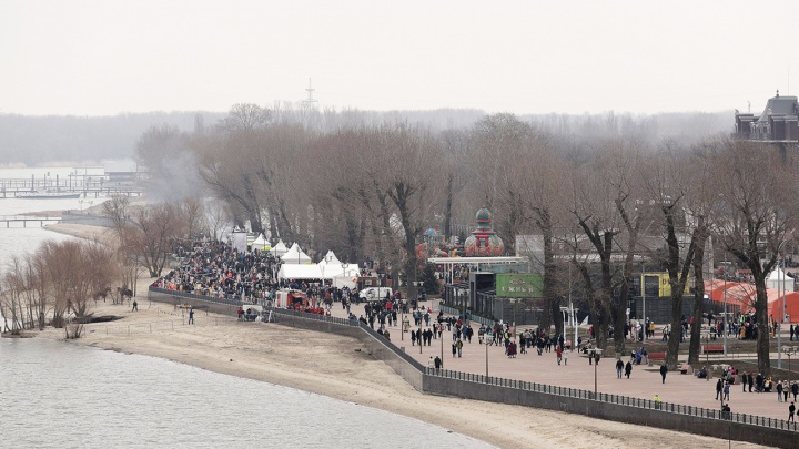 В Ростове отметят пятилетие присоединения Крыма