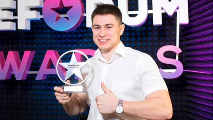 Десантник, потерявший ноги в Светлом, стал одним из победителей премии Рунета