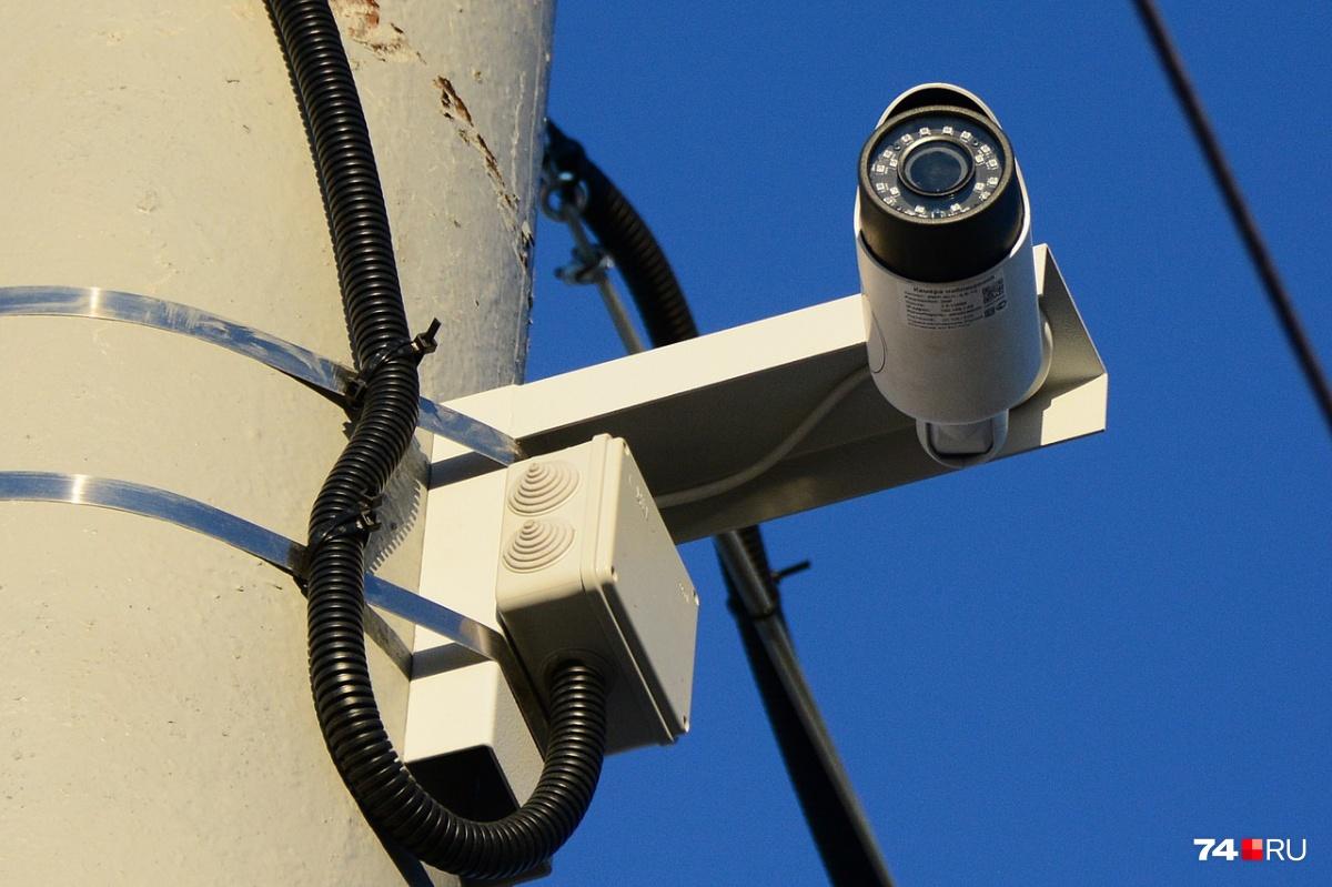 В прошлом году большая часть стационарных камер в Челябинске не работала