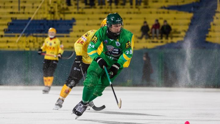 «Игрой это трудно назвать»: «Водник» проиграл казанскому «Динамо»