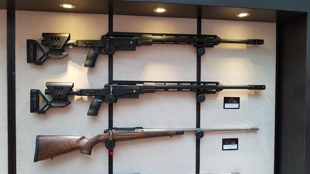 На выставке, кроме всего прочего, будет представлено оружие