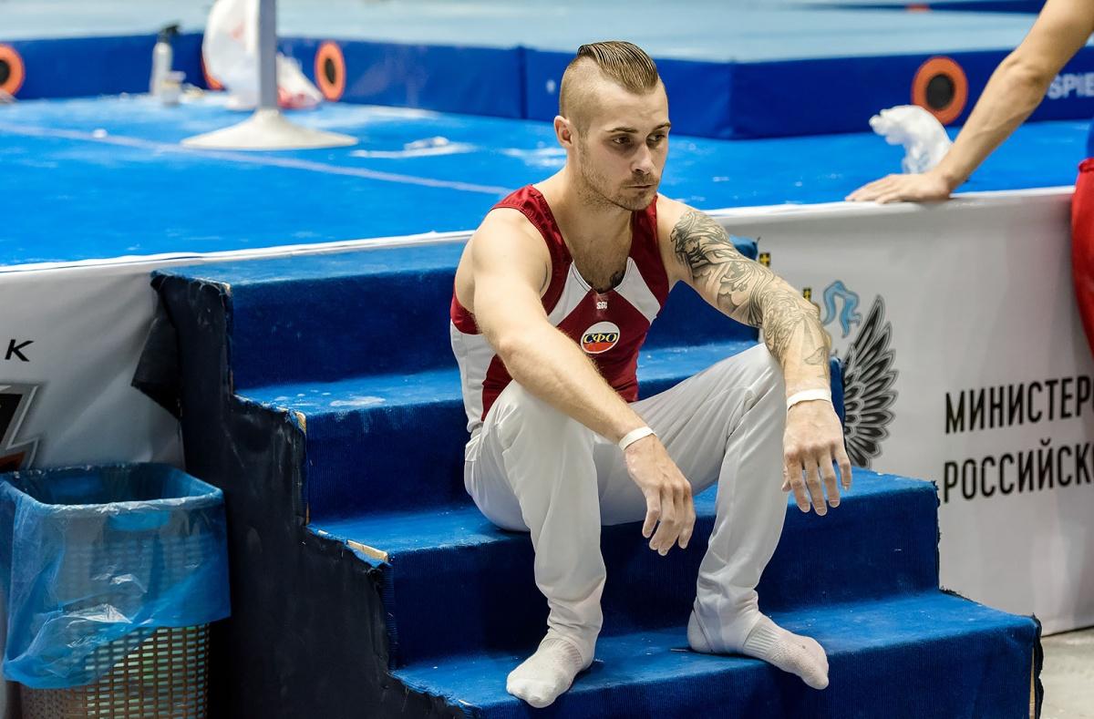На соревнованиях не обошлось без разочарований и слёз