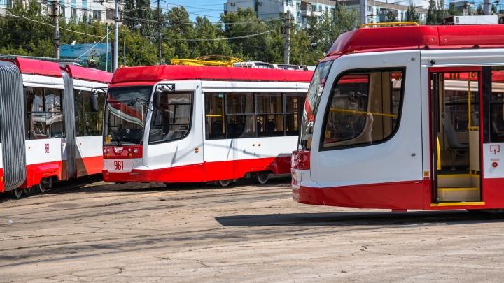 Запустят маршрут S5: появилась уточненная информация о работе трамваев 31 июля