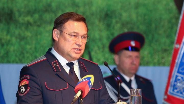 Донских казаков собираются назначить на госслужбу