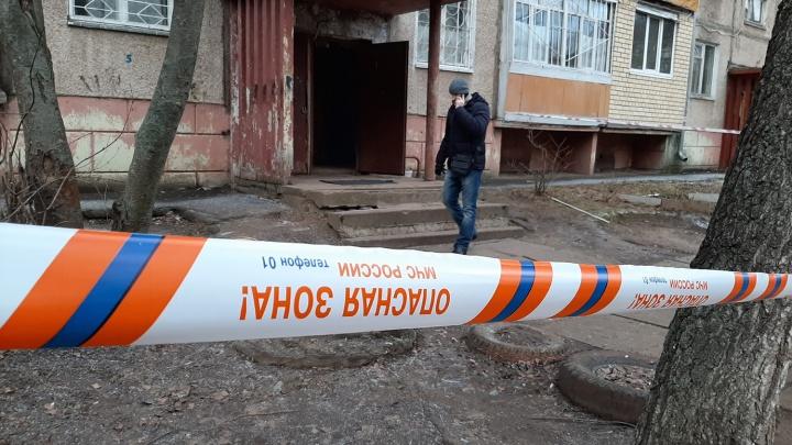 Прокуратура проверит, как использовалось газовое оборудование в доме, где прогремел взрыв