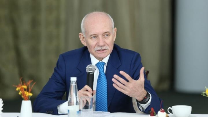 Рустэм Хамитов поддержал идею открытия детского технопарка в Зауралье