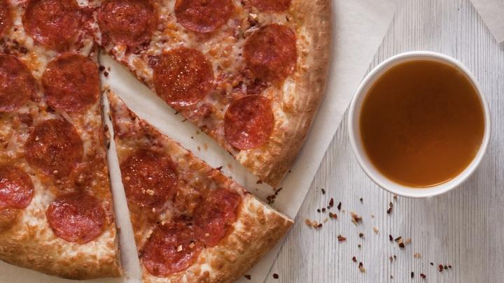 В Екатеринбурге снова снизили цену на популярную пиццу