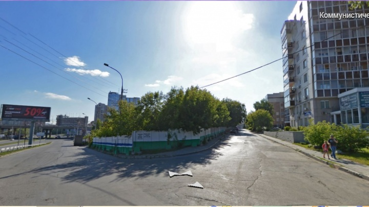 Въезд на ул. Семьи Шамшиных закрыли на три недели