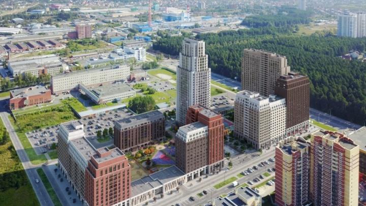 Скоро встретится с Юго-Западным: Краснолесье станет на квартал ближе к соседнему району