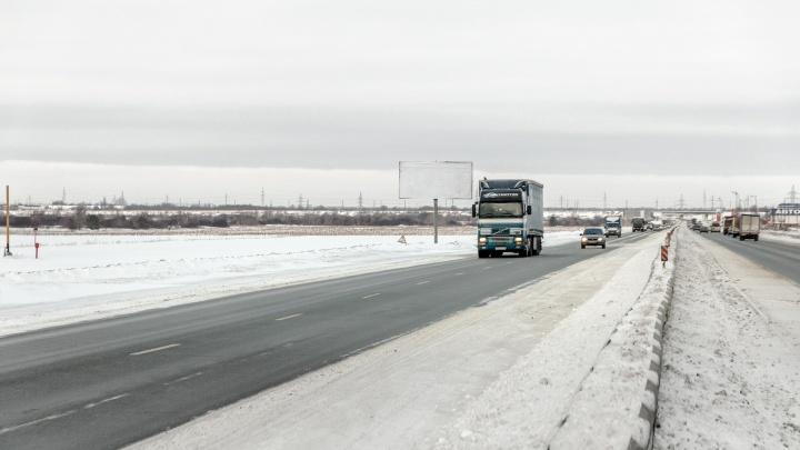 В Самарской области полностью открыли дорогу «Подъезд к Оренбургу»
