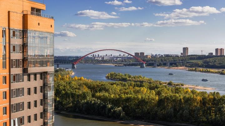 Застройщик известного ЖК на берегу Оби объявил о повышении цен с 1 октября