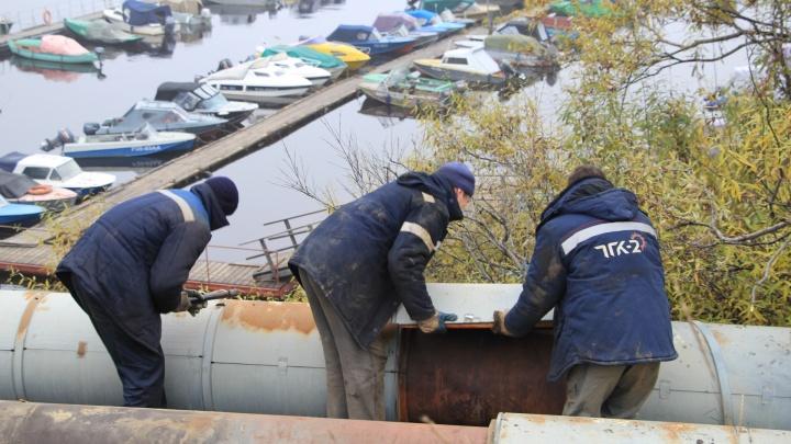 Без воды и света: кого в Архангельске сегодня потревожат коммунальные ремонты
