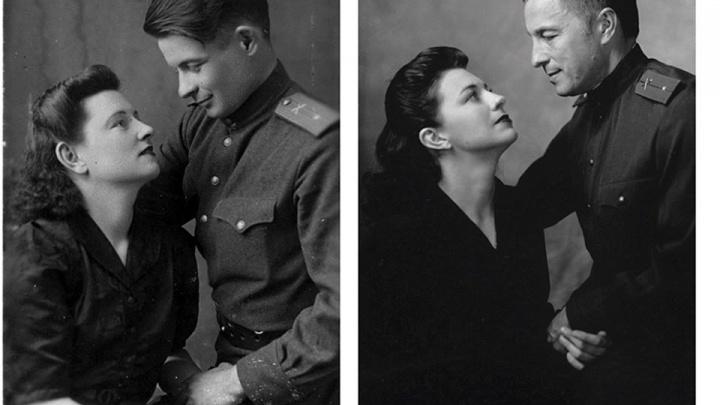 Снимок екатеринбуржцев, «ожививших» свадебное фото бабушки и дедушки, попал в итальянский Vogue