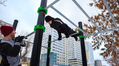 Спорт в народ: как уральские студенты заставили жителей города выйти из дома и качать мышцы