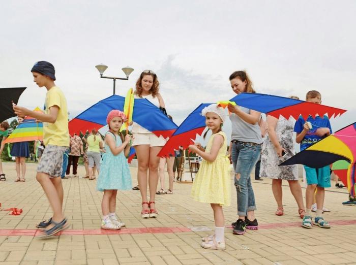 20 июня в Новосибирском планетарии проходит фестиваль воздушных змеев