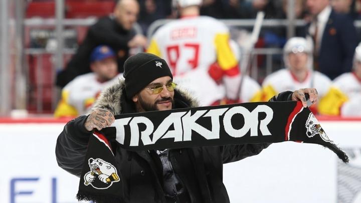 Тысячи булок и рэперская поддержка «Трактора»: Тимати приехал в Челябинск на раздачу бургеров