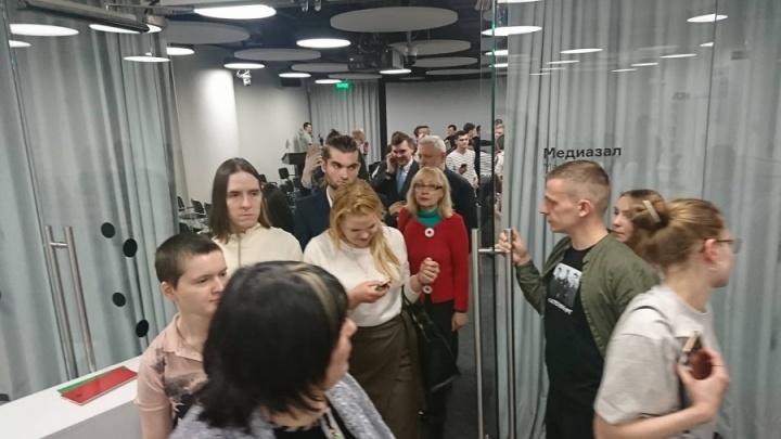 Полицейские нашли «террориста», сорвавшего встречу ЛГБТ-активистов в Ельцин-центре