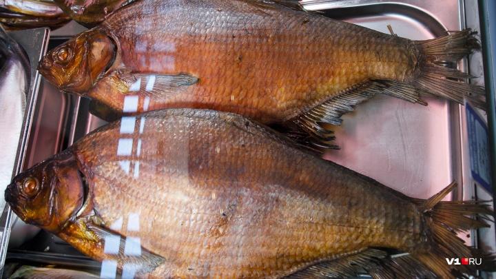 В Волгограде рыбное предприятие провалило проверку Роспотребнадзора из-за ржавчины и сколотой плитки