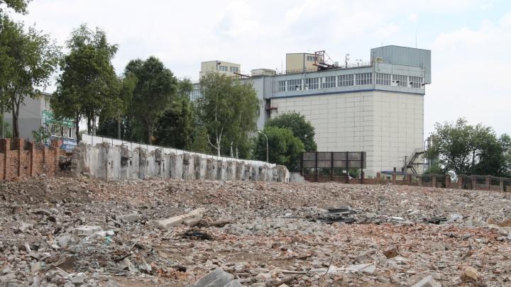 Отсюда пошла Самара: на руинах бывшего завода клапанов хотят провести раскопки