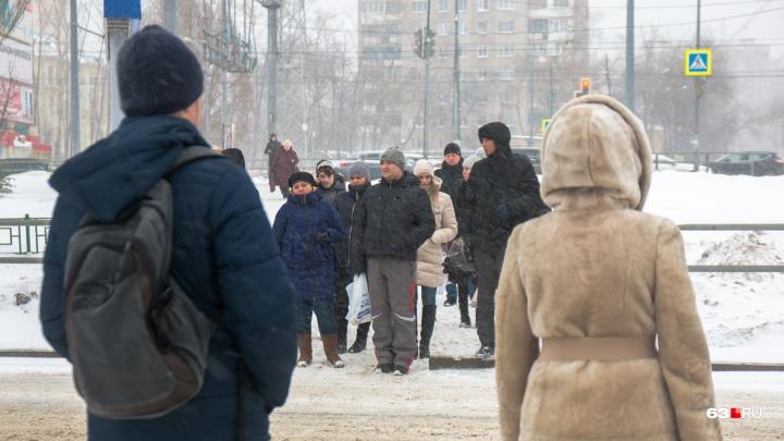 Стало известно, сколько человек в Самарской области получают зарплату более 100 тысяч рублей