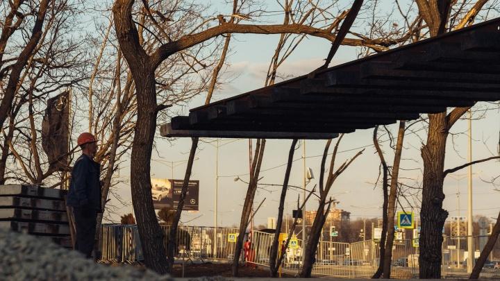Стало известно, когда построят поворот длязапуска трамваев с Безымянки на «Самара Арену»