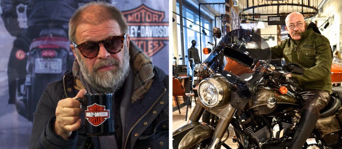 Салон Harley-Davidson отметит день рождения большим праздником и розыгрышем призов