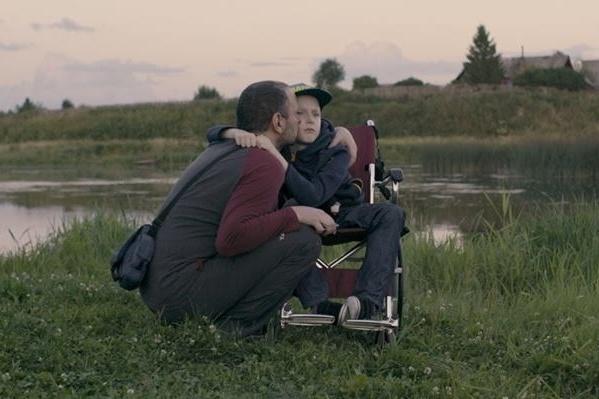 Один из главных героев фильма Семён и его папа Илья