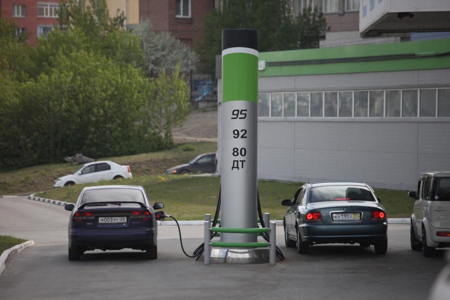 Оптовые цены набензин вРФ занеделю увеличились на0,5%