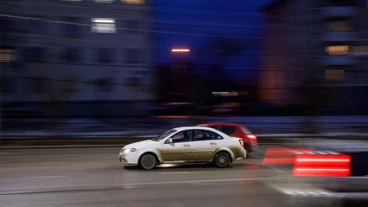 Волгоградец просит поставить знак «40» на всех дорогах в центре города