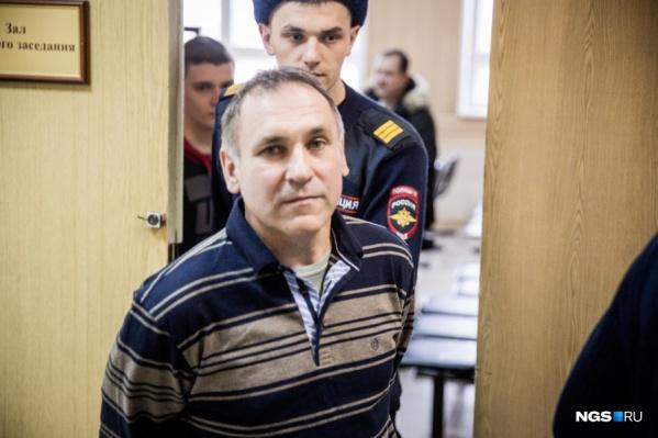 Евгений Чуплинский в прошлом году был приговорён к пожизненному заключению
