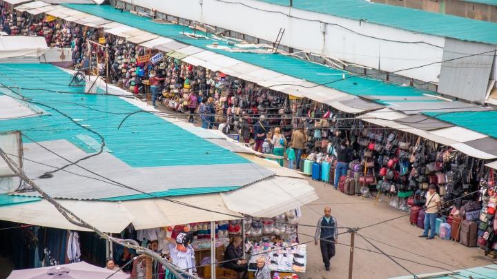 В Самаре изменят границы Кировского рынка