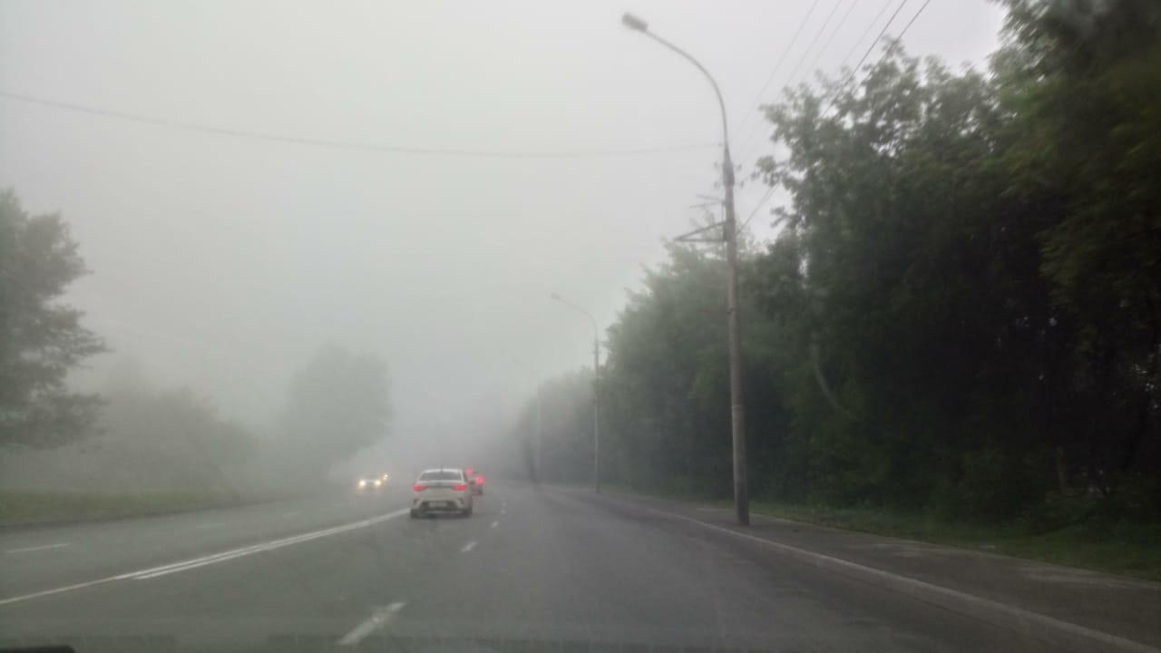 По прогнозам синоптиков, сегодня в Новосибирске погода будет без осадков