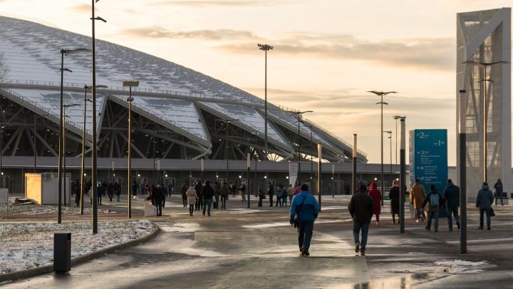 Иностранных архитекторов решили привлечь к преображению территории у «Самара Арены» миллионами