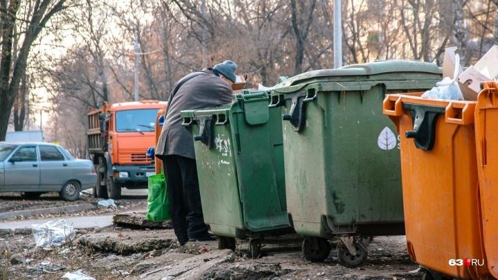 «Устойчивы к температурным перепадам»: в Самаре установят евроконтейнеры