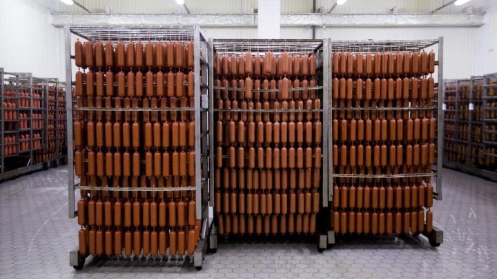 За мясом следит «Цербер», а сотрудники работают в кольчугах: репортаж с производства СПК