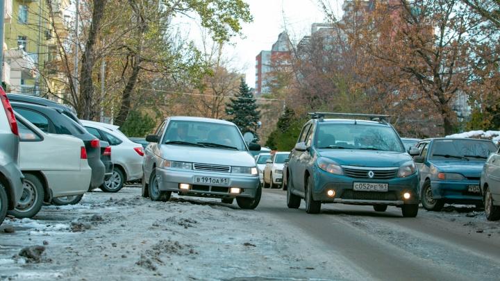 На Ростовскую область надвигается ледяной дождь
