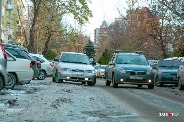Донским водителям стоит приготовиться к наледи на дорогах