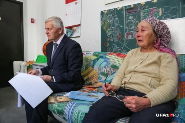 Нурсил Жданов уже взялся расследовать загадочную смерть сына пожилой уфимки, который погиб 12 лет назад