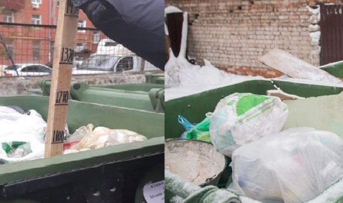 К бригадам, которые считают мусор самарцев, приставят чиновников