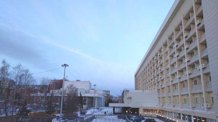 Красноярск впервые с декабря оказался под чистым небом