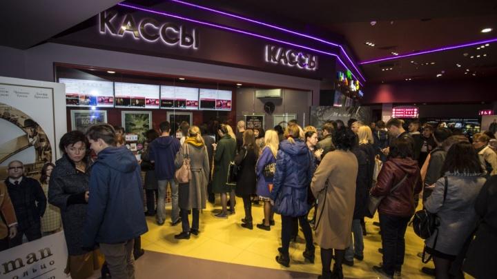 «Матильда» уступила «Фиксикам» в первый уик-энд в кинотеатрах Новосибирска