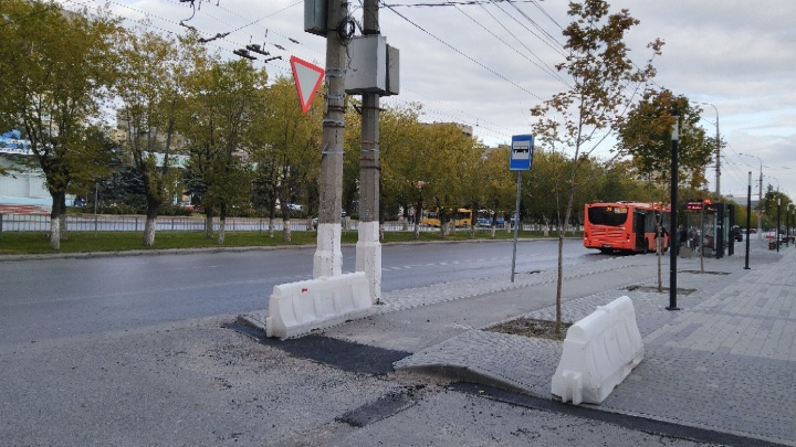 «Просили еще до реконструкции»: волгоградский велоактивист добился «подарка» от администрации