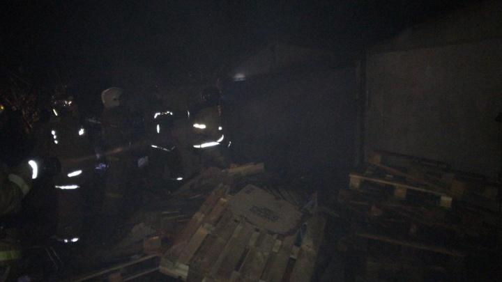 Разметало по всей округе: в уфимской Черниковке взорвался газовый баллон в гараже