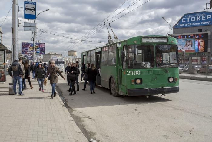 Водители троллейбусов судятся с ГЭТ