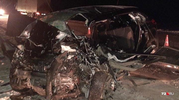 Ехали домой из Магнитогорска: подробности аварии на трассе Тюмень — Курган, где погибла семья Пашниных