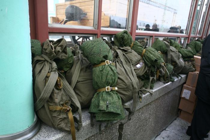 Новосибирцы будут служить в регионах, входящих в состав Центрального военного округа